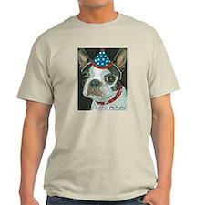 Boston Terrier Me Party T-Shirt