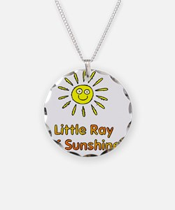 Little Ray of Sunshine Necklace