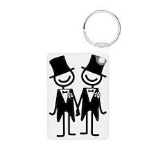 Gay Marriage Keychains