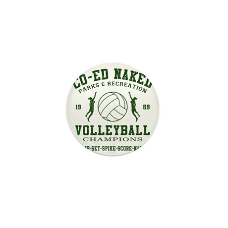Coed Naked Volleyball 94