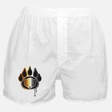 Bear footprint Boxer Shorts