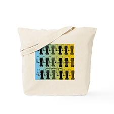 Retired Respiratory Therapist Tote Bag