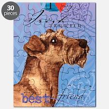 Irish Terrier Puzzle