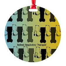 Retired Respiratory Therapist Ornament