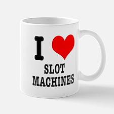 I Heart (Love) Slot Machines Mug
