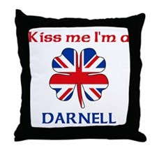 Darnell Family Throw Pillow