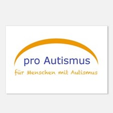 "Autism project ""pro Autis Postcards (Package of 8)"