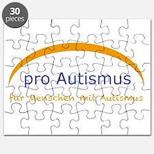 """Autism project """"pro Autism"""" Puzzle"""