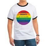 CIVIL RIGHTS EVERYONE Ringer T