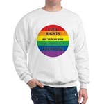 CIVIL RIGHTS EVERYONE Sweatshirt