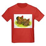 GL Cochin Bantams Kids Dark T-Shirt