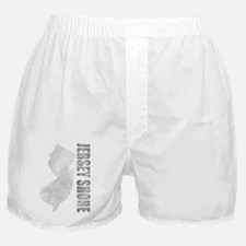 Jersey Shore distressed design Boxer Shorts