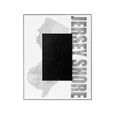 Jersey Shore distressed design Picture Frame
