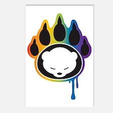 Bear Pride Postcards (Package of 8)