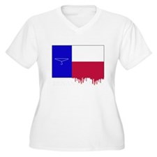 Texas Women white T-Shirt