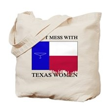 Texas Women Tote Bag