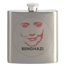 Hillary Clinton Benghazi 2016 Flask