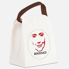 Hillary Clinton Benghazi 2016 Canvas Lunch Bag