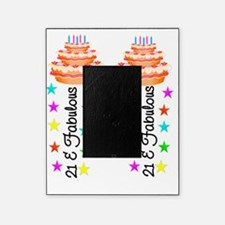 DAZZLING 21ST Picture Frame