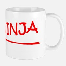 Job Ninja Pharmacist Mug