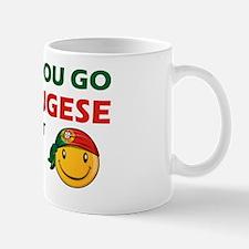 Once you go Portuguese You cant go back Mug