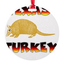 Texas Turkey Ornament