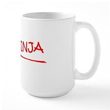 Job Ninja Postal Worker Mug