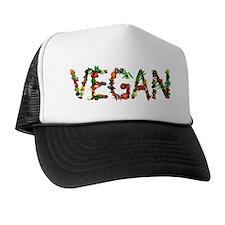 Vegan Vegetables Trucker Hat