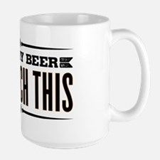 Hold My Beer Mug