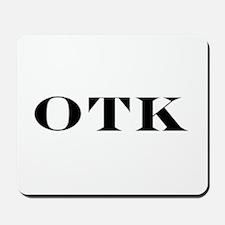 OTK Mousepad