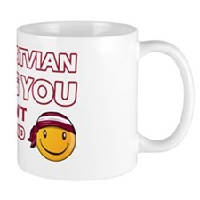 Its a Latvian thing you wouldnt underst Mug