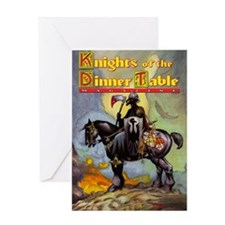 KODT Death Dealer Greeting Card