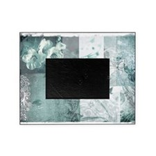 Teal composite Picture Frame