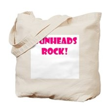 """Bunheads Rock!"" Tote Bag"