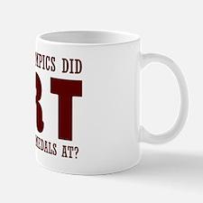 funny t shirt sayings Mug