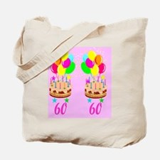TERRIFIC 60TH Tote Bag
