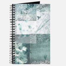 Teal composite Journal