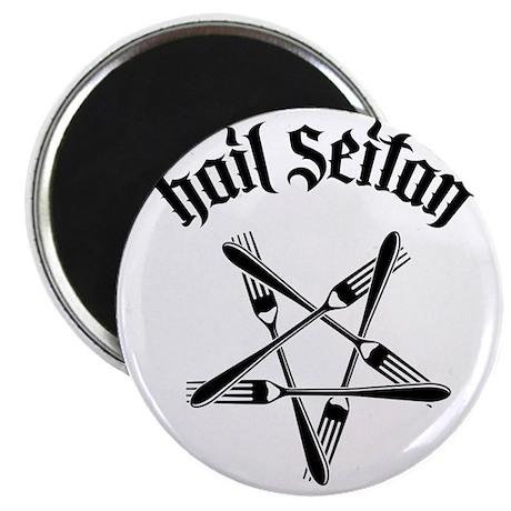 Hail Seitan 1.2 Magnet
