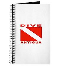 Dive Antigua Journal