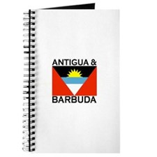 Antigua & Barbuda Flag Journal