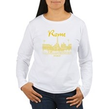 Rome_10x10_v1_Yellow_P T-Shirt