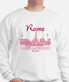 Rome_10x10_v1_Red_Piazza del Popolo Jumper