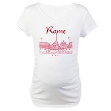 Rome_10x10_v1_Red_Piazza del Pop Shirt