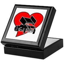 SprintHeart Keepsake Box
