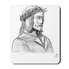 Dante Alighieri Mousepad