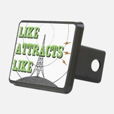Like Attracts Like Hitch Cover
