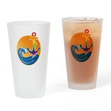 GLASS NMAWC Drinking Glass