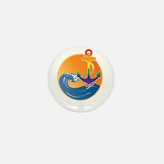 GLASS NMAWC Mini Button