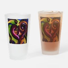 heartpillow Drinking Glass