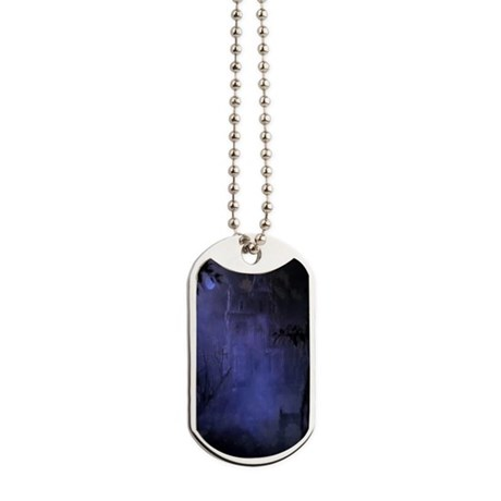 Haunted Hill House Dog Tags